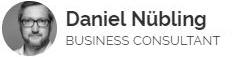 Daniel Nübling - Datenschutzbeauftragter